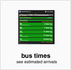 what time does the next bus come